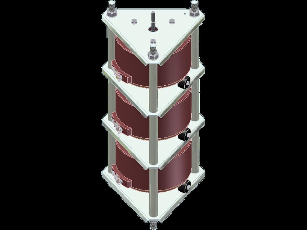 Stelltransformator 3-Phasen