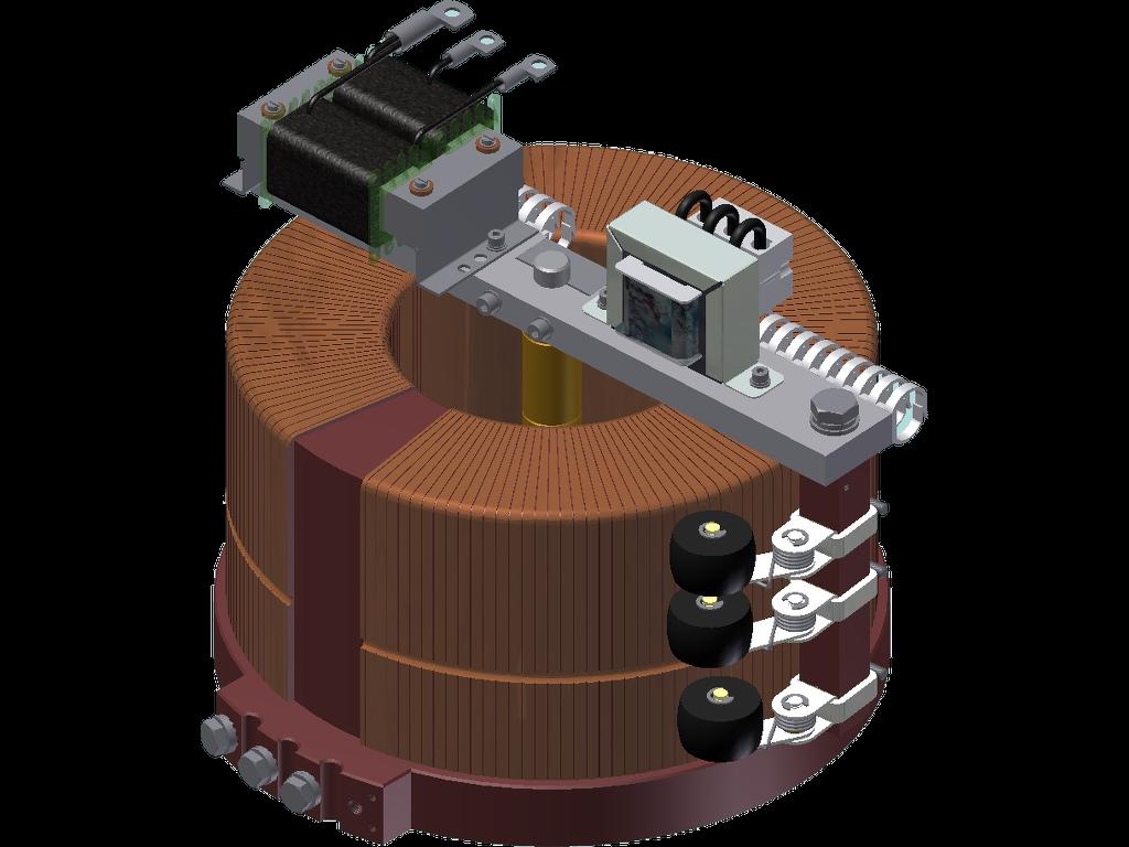 Stelltransformator 1-Phasen